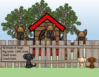 DogTales - Dog theme behavior system