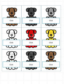 DogTales - with class jobs, mission statement, and objectives