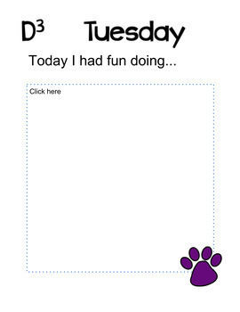 DogTales - Daily Writing Journal