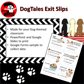 DogTales - Exit Slips
