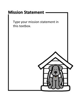 DogTales Mission Statement & Objectives