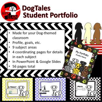 DogTales - Student Portfolio