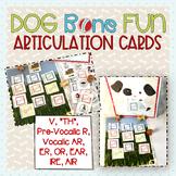 "Doge Bone Fun Articulation: V, ""TH"", Pre-Vocalic R, Vocalic R"