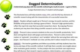 Dogged Determination - Story & Activities to Introduce the