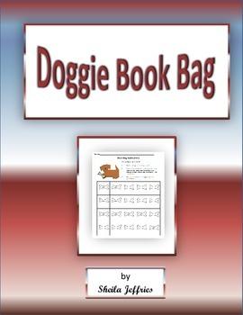 Doggie Book Bag