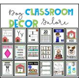 Doggie Classroom decor