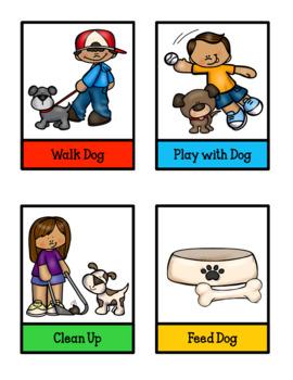 Doggie Daycare (Dramatic Play)