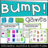 Decimals Bump Games