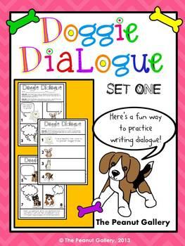 Doggie Dialogue (Set One)