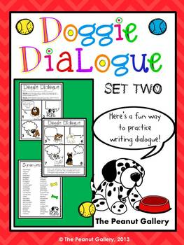 Doggie Dialogue (Set Two)