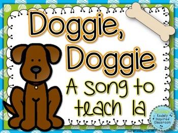 Doggie Doggie: A song for ta & titi and la