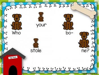 Doggie Doggie: A folk song for ta & titi and la