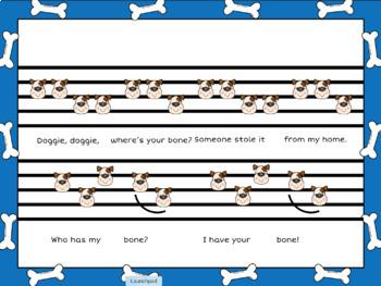 Doggie Doggie   Folk Song Kit