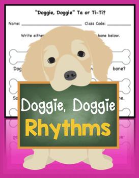 """Doggie, Doggie Rhythms """"Ta or Ti-Ti?"""""""