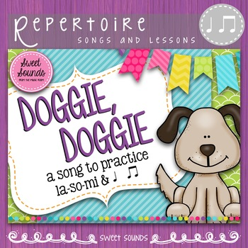 Doggie, Doggie {Ta Titi and La Practice Pack}
