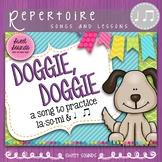 Doggie, Doggie {Ta Titi and La Practice Pack}