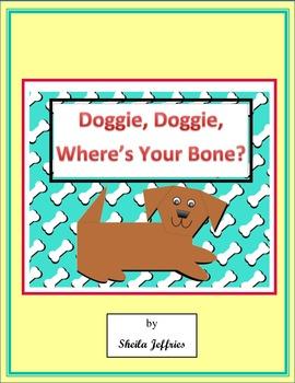Doggie, Doggie, Where's Your Bone? Coordinate Graph Activity