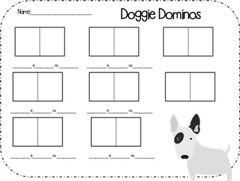 Doggie Dominos - Addition