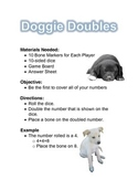Doggie Doubles File Folder Game