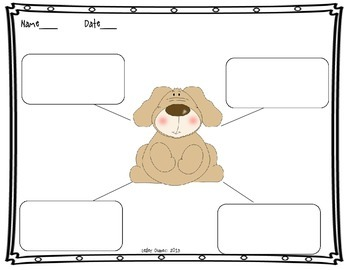 Doggie Word Web
