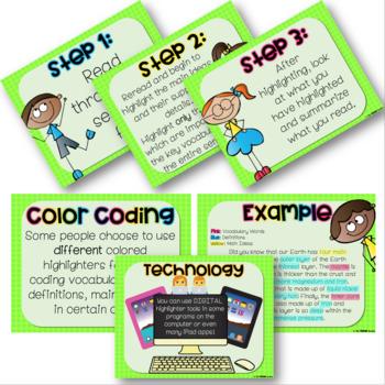 Highlighting Important Information PowerPoint Presentation