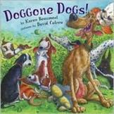 Doggone Dogs Literacy Bundle