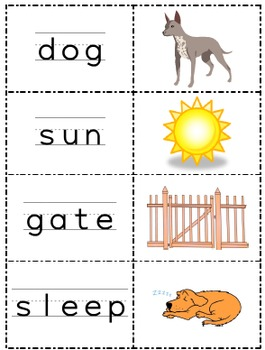 Doggone Dogs Literacy Bundle