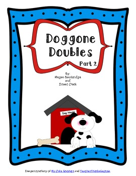 Doggone Doubles 2 Math Center