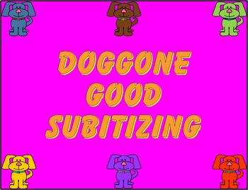 Doggone Good Subitizing