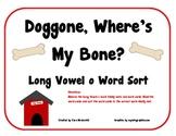 Doggone, Where's My Bone? Long Vowel O