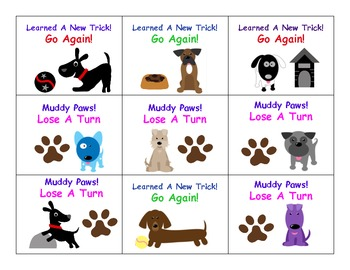 "Doggone Wonderful ""Bossy R"" Game"