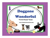 "Doggone  Wonderful ""Vowel Team"" Game"