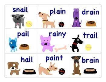 "Doggone  Wonderful ""Vowel Team"" Game"