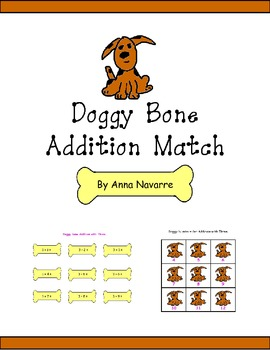 Doggy Bone Addition Match