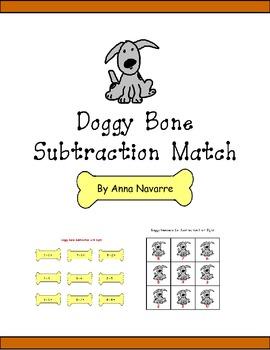 Doggy Bone Subtraction Match
