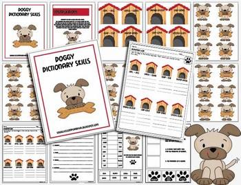 Doggy Dictionary Skills