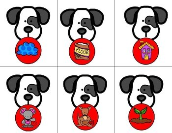 Doggy, Doggy Where's Your Bone? OU and OW Vowel Digraphs