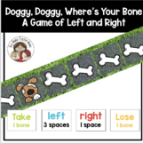Doggy, Doggy Where's Your Bone? A Game for Teaching Left a