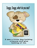 Emergent Reader Unit - Doggy, Doggy, what do you see? (Mini book)