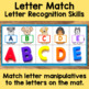 Dog Letter Match Game (Pets Theme)