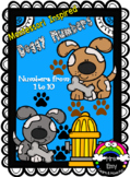 Doggy (level 1) bundle of 4 centres and 10 flash cards.