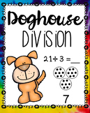 Division - Dividing Using Equal Groups. Quotient and Remainder.