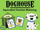 Doghouse - Equivalent Fraction Matching