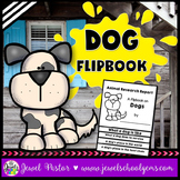 Dog Science Activities (Dog Research Flipbook)