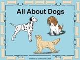All About Dogs, Writing Activities, Graphic Organizers, Diagram