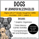 Dogs: Aligned w/Houghton Mifflin Journeys Unit 1 – 2nd Grade
