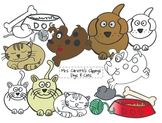 Dogs & Cats Clippings