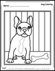 Free Coloring Pages - Dogs