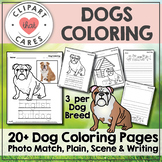 Dogs Coloring Pages