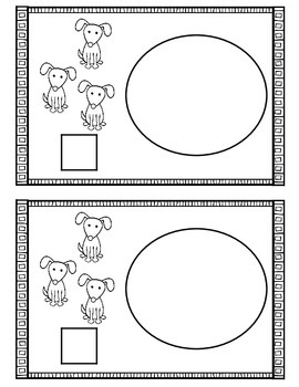 Dogs:  Equal Sets